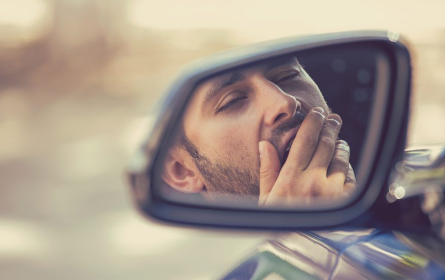 drowsy driving & cpap