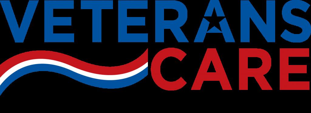 Veterans Care Medical Supply Logo